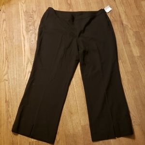 Jessica London black pants. Size 18w